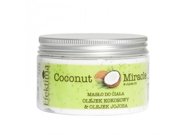 COCONUT MIRACLE - Body butter with coconut oil and jojoba oil