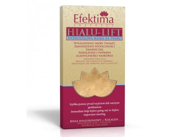 HIALU-LIFT - Hydrogel face mask