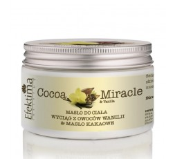 COCOA MIRACLE & vanilla BODY BUTTER