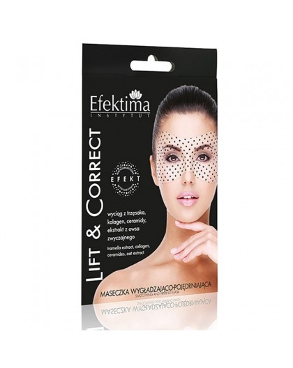 LIFTING AND ANTI-AGING EYE MASK