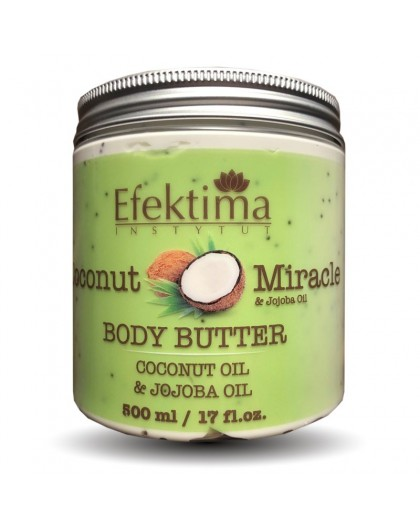 Coconunt Miracle body butter