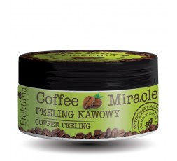 Coffee Miracle Natural body peeling
