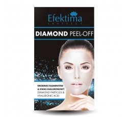DIAMOND PEEL-OFF DIAMOND FACE MASK