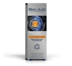 MEN'S LAB - Energy Booster - Moisturizing Cream For Men.