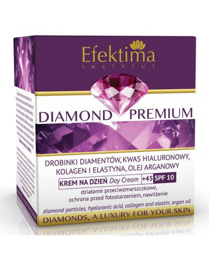 DIAMOND PREMIUM - Day cream +45