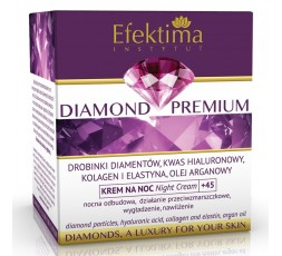 DIAMOND PREMIUM - Night cream +45