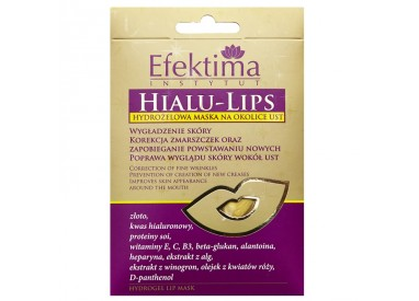 HIALU-LIPS - Hydrogel Lip Mask