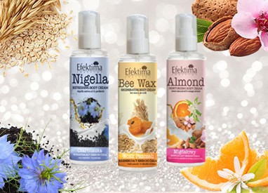 Efektima Body Creams